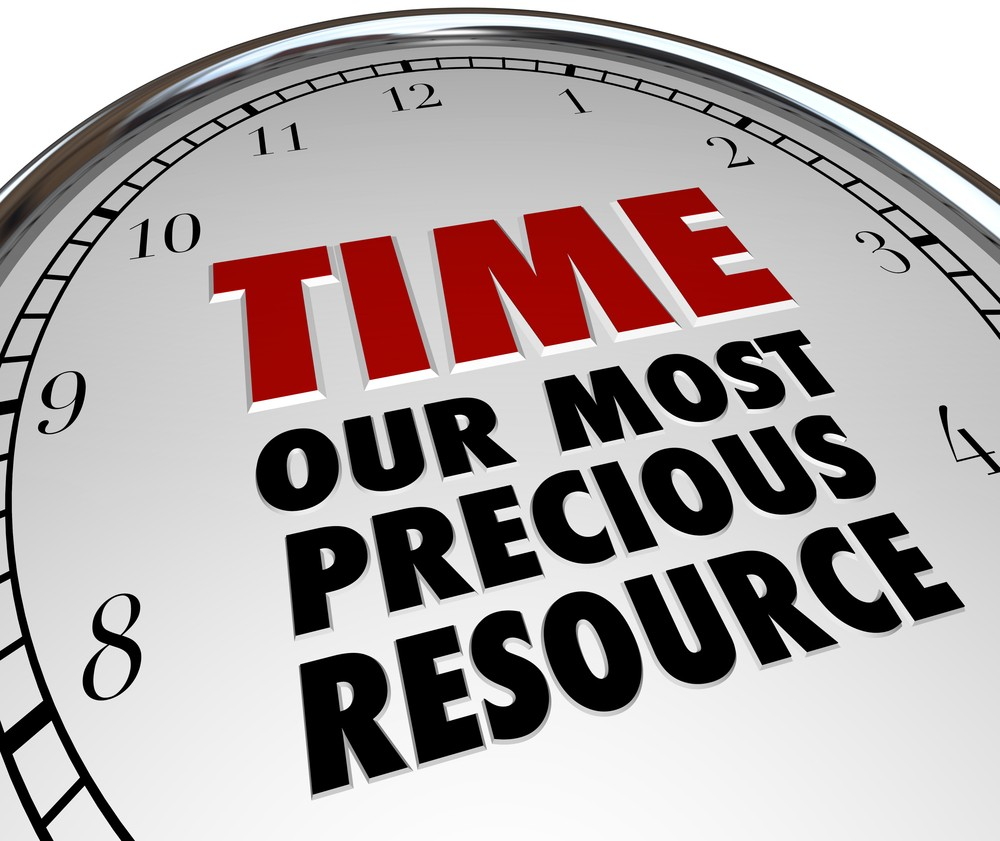 Time, Our Most Valuable Asset